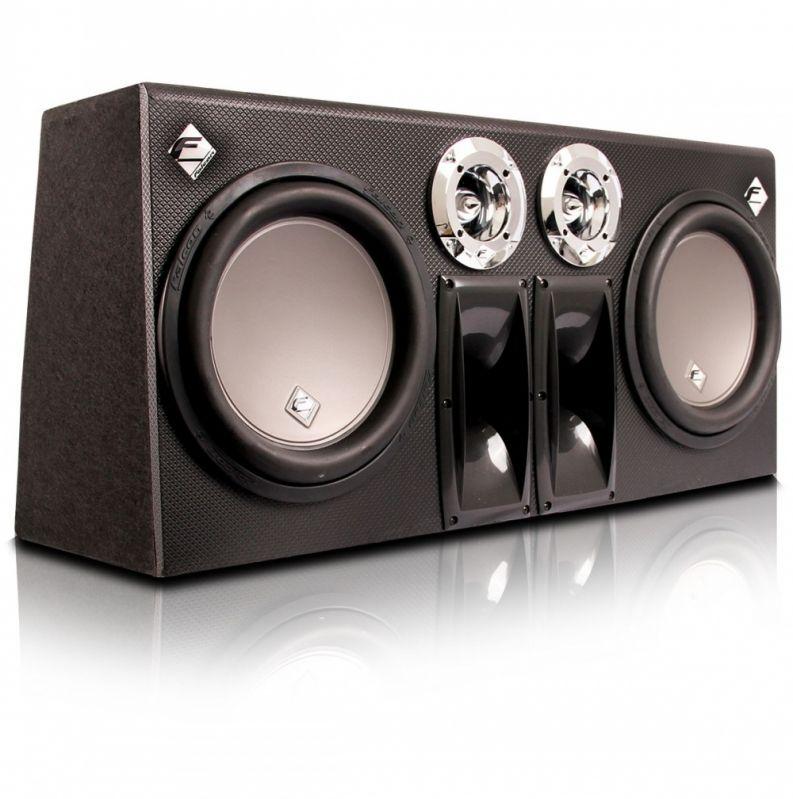 Caixa Acústica Comprar em Pinheiros - Som Automotivo na Zona Norte