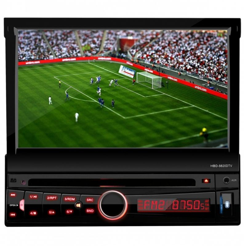 DVD Automotivo com TV no Tremembé - DVD Portátil Automotivo