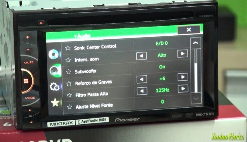 DVD de Carros em Qual Loja Posso Comprar em São Domingos - DVD Automotivo com TV