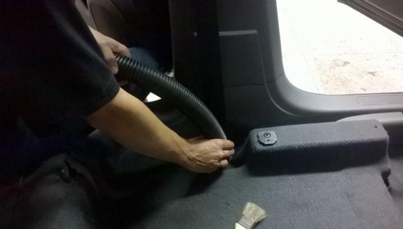 Higienização de Automóveis Quanto Custa no Jockey Club - Higienização Veicular Preço
