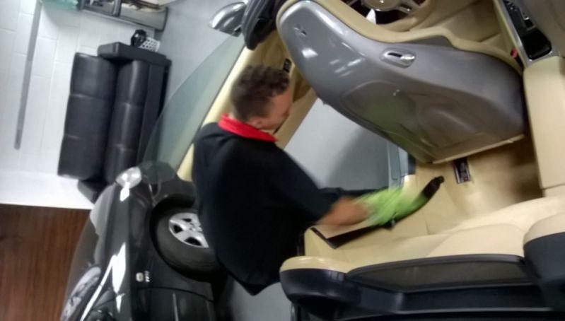 Higienização Interna de Automóveis com Preço Justo no Piqueri - Higienização Automotiva na Zona Oeste