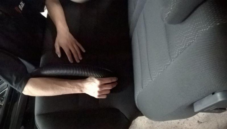 Higienização Interna de Automóveis na Penha de França - Higienização Interna de Veiculos
