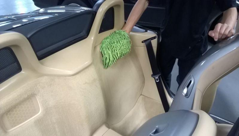 Higienização Interna de Automóveis Quanto Custa em Média no Jardim Europa - Higienização Automotiva em SP