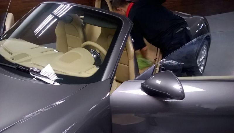 Higienização Interna de Automóveis Valores em José Bonifácio - Higienização de Carros