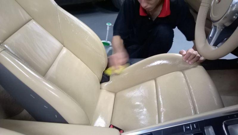 Higienização Interna de Automóvel em Santana - Higienização Automotiva