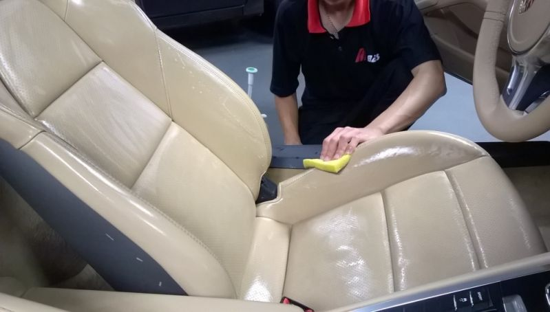 Higienização Interna de Automóvel Preços na Vila Marisa Mazzei - Higienização Automotiva na Zona Oeste
