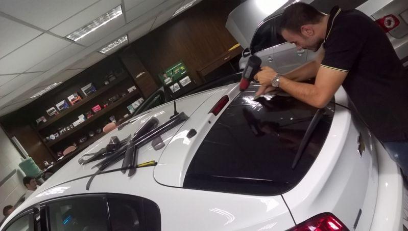 Insulfilm de Automével no Itaim Bibi - Insulfilm para Carros na Zona Oeste