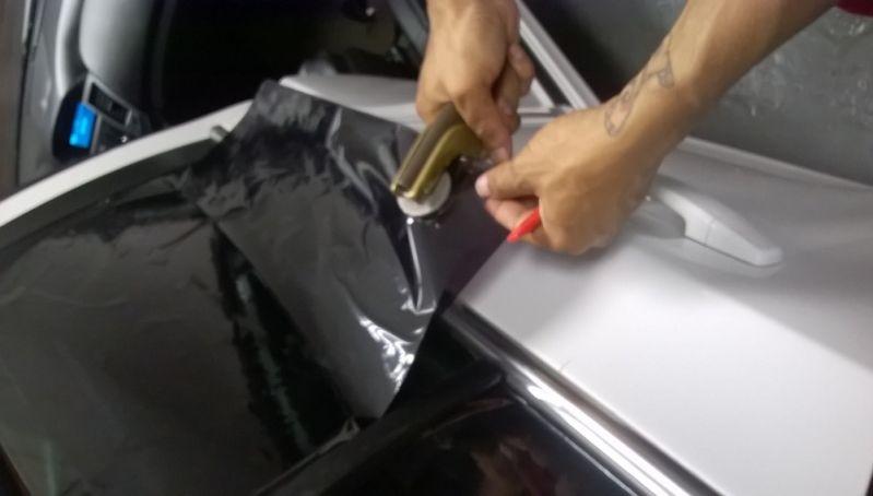Insulfilm de Automóveis no Jardim Iguatemi - Insulfilm para Carros Preço