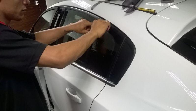 Insulfilm de Carro Cruze no Ibirapuera - Instalação de Insulfilm Automotivo