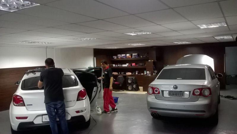 Insulfilm de Carro e Lojas em Raposo Tavares - Pelicula Automotiva Preço