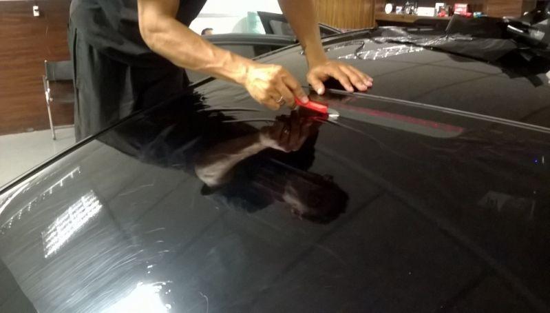 Insulfilm de Veículo no Jardim Guarapiranga - Insulfilm para Carros Preço