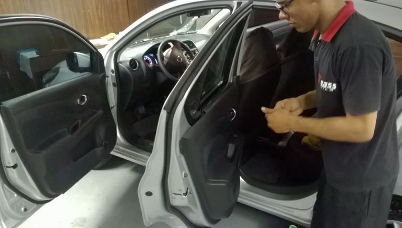 Insulfilm para Automóveis na Vila Anastácio - Insulfilm para Carros na Zona Leste