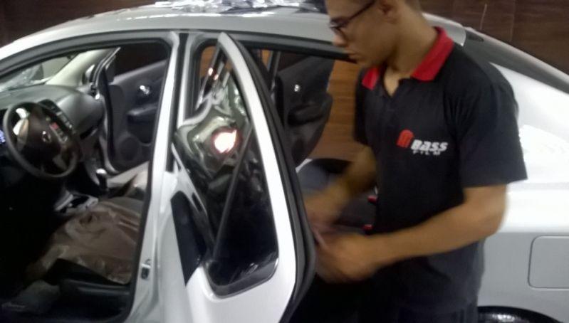 Insulfilm para Automóvel no Pacaembu - Insulfilm para Carros em SP