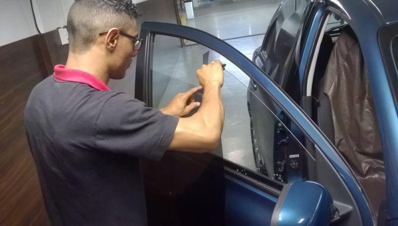 Insulfilm para Carro e Empresas no Jardim Bonfiglioli - Insulfilm Automotivo