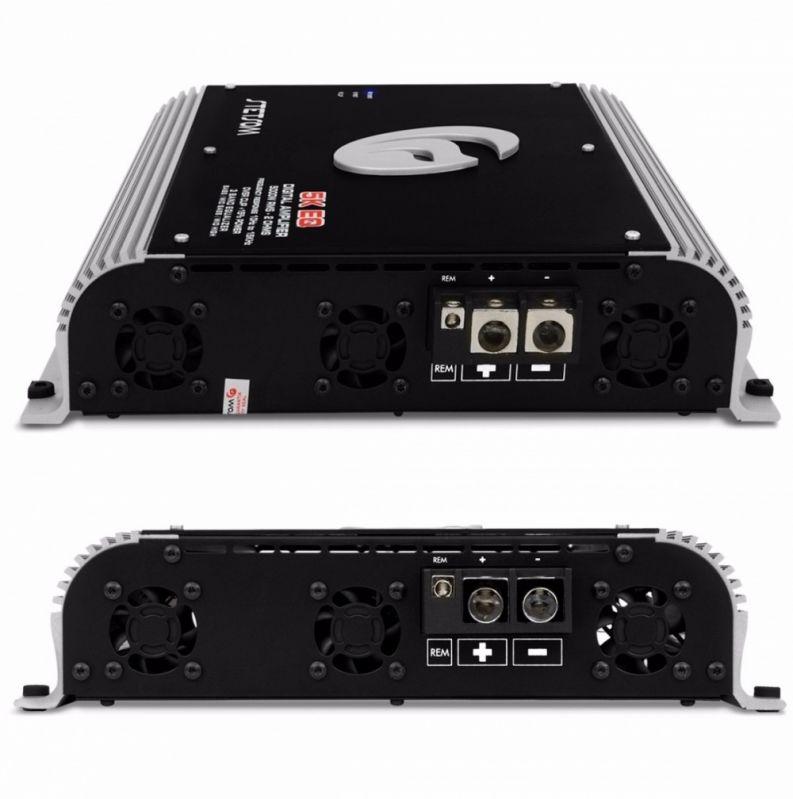 Módulo Amplificador para Som de Carros em Interlagos - Loja de Som Automotivo