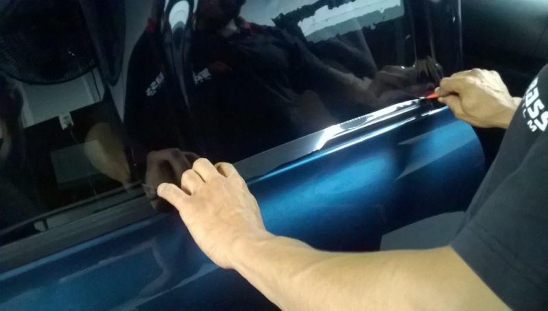 Película de Proteção Solar de Automóveis no Jockey Club - Película de Proteção Solar em SP