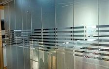 Película de Proteção Solar Onde Eu Encontro na Água Funda - Película para Janelas de Vidro
