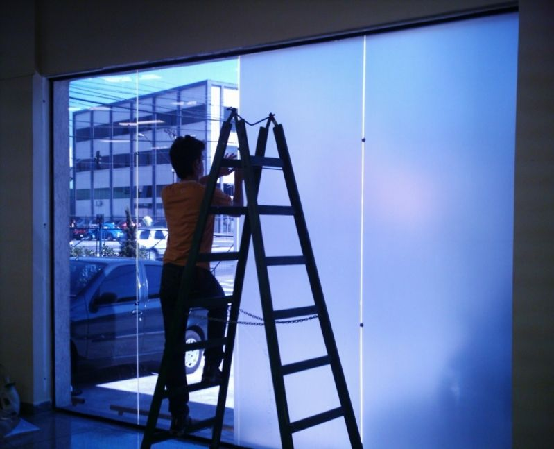 Película de Proteção Solar para Casa no Limão - Película Solar para Vidros