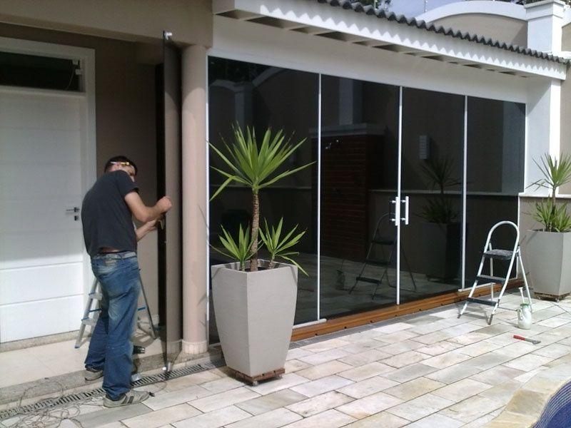 Película Solar de Casas na Casa Verde - Película para Janelas de Vidro