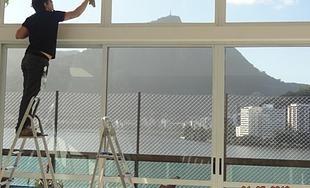 Película Solar Onde Eu Encontro Parque São Domingos - Película Protetora para Vidros Residenciais