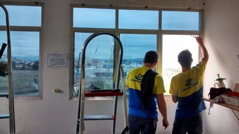 Películas de Proteção Solar Janela em São Mateus - Película Controle Solar