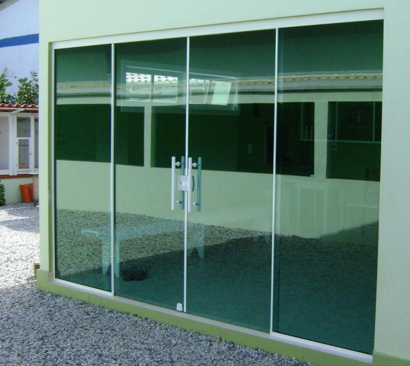Películas Solares para Portas na Lauzane Paulista - Película Vidro Residencial