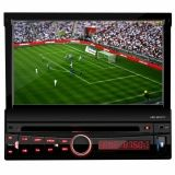 DVD automotivo com TV na Ponte Rasa