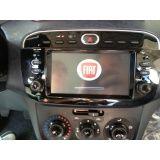 DVD de carro Fiat em Interlagos