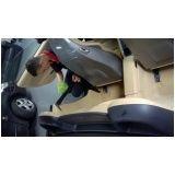 Higienização interna de automóveis com preço justo em Santana