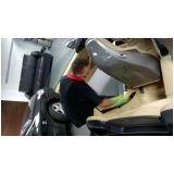 Higienização interna de automóveis com preço justo no Piqueri