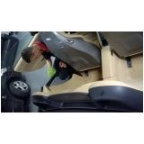 Higienização interna de automóveis com preços justos na Vila Anastácio