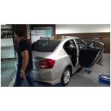 Insulfilm de carro City na Cantareira