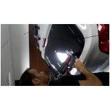 Insulfilm de carros Cruze no Pacaembu
