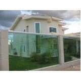 Insulfilm de casas preço na Mooca