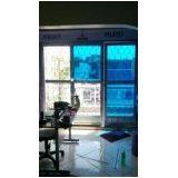 Insulfilm para vidros residenciais e comerciais na Saúde