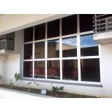 Insulfilm para vidros residenciais onde tem na Casa Verde