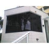 Insulfilm residencial preços em Santo Amaro
