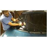 Película de proteção solar para automóveis no Aeroporto