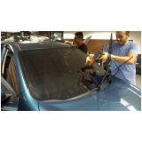 Película de proteção solar para automóveis no Parque São Lucas