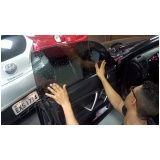 Películas de proteção solar para automóveis na Serra da Cantareira