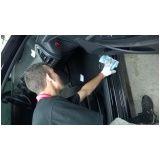 Preço de higienização de automóvel na Vila Dalila