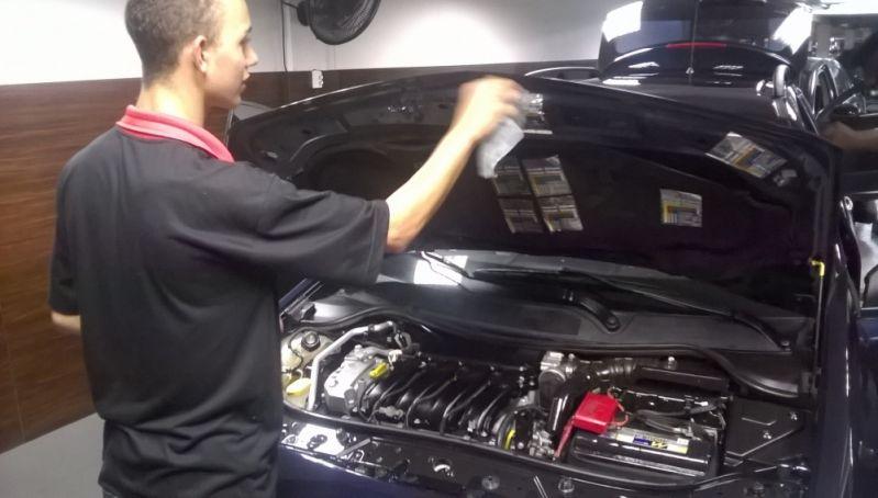 Valor de Higienização de Veículo na Vila Maria - Higienização Automotiva no Morumbi
